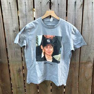 Trapvilla NY Yankees Hilary Clinton Shirt